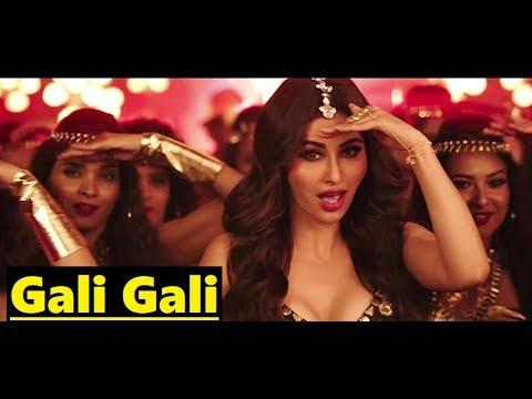 Gali Gali: Neha Kakkar | KGF | Mouni Roy | Tanishk Bagchi | Rashmi Virag |Lyrics|New Bollywood Songs