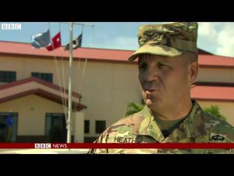 Inside Guantanamo Bay detention centre still open    BBC News