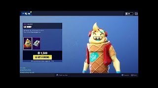 NIEUWE *LIL WHIP* SKIN!!  - Fortnite LIVE PS4 (Nederlands)
