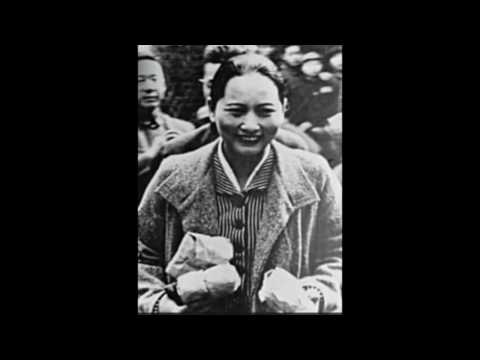 Dinner with Soong Ching-ling in 1948 - Edited