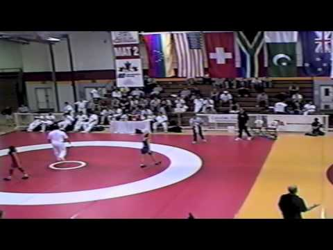 1999 Canada Cup: 46 kg Laura Sheliato (CAN) vs. Julie Harris (CAN)