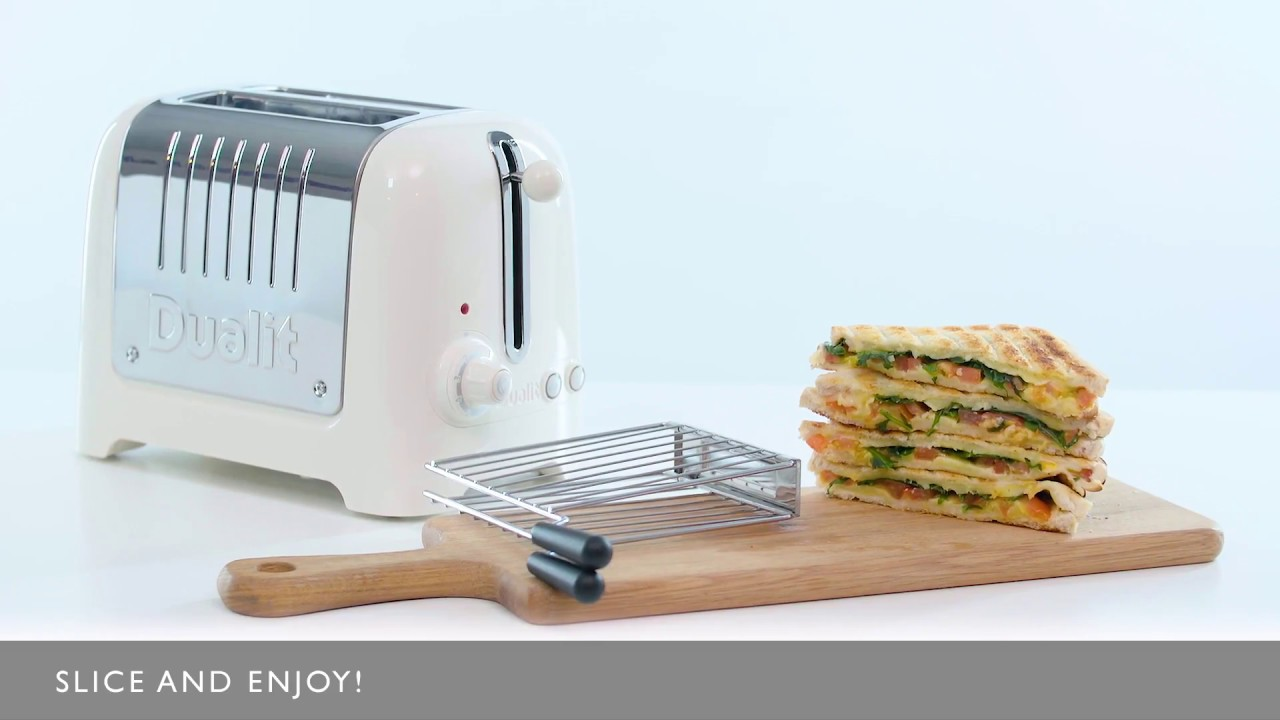 How To Make A Toasted Sandwich In Dualit Toaster