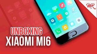 Xiaomi Mi6 ◊ Unboxing en Español ◊ Marcos Reviews