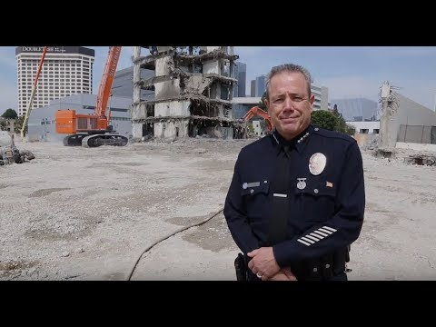 Chief's Message - The Demolition Of Parker Center