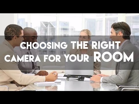 How to Choose the Best Camera for Your Room