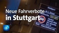 Diesel: Fahrverbot für Euro-5 in Stuttgart
