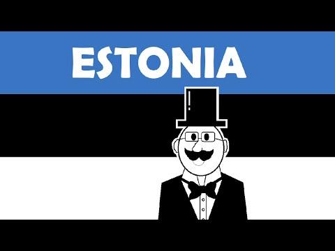 A Super Quick History of Estonia