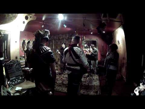 Abney Park Band Practice (Life Inside the Steampunk Studio)