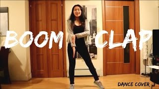 Boom Clap Dance Cover (May J Lee choreography) MIRRORED