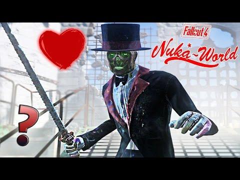 Nuka world Что будет если найти подругу Освальда Рейчел Fallout 4