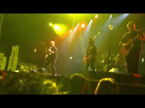 Yellowcard - Inside Out - Live @ Orlando House of Blues le 22 09 2013