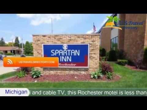 Spartan Motel - Rochester 2 Stars Hotel in Rochester ,Michigan
