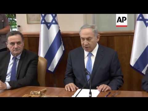 Israeli PM on Jerusalem shooting