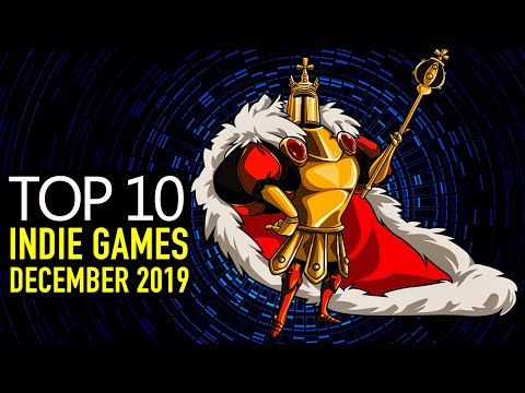 Top 10 BEST NEW Indie Games of December 2019 – PC, Switch, Xbox One