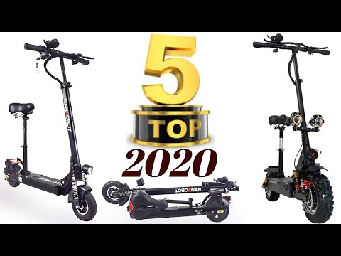 Best Electric Scooter With Seat To Buy In 2020