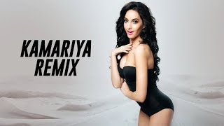 Kamariya  Remix  - Dj Shiva   Nora Fatehi   Rajkummar Rao   Aastha Gill, Divya K