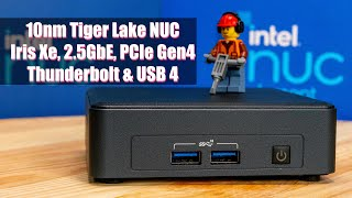 Next-Gen Intel NUC 11 Pro Review (NUC11TNKi5)