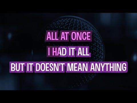Doesn't Mean Anything - Alicia Keys | Karaoke Version