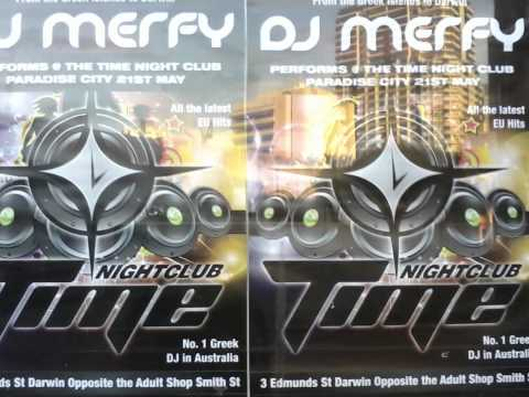 pitbull -RAIN OVER ME  REMIX LIVE BY DJ MERFY DARWIN NT.wmv