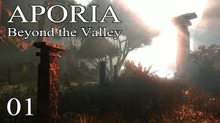 Aporia: Beyond the Valley [01] [Mystische Reincarnation] [Angespielt] Let's Play Gameplay Deutsch thumbnail