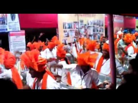 Lalbaugcha raja Puneri Dhol, 2012