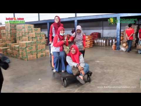 Business Trip: Mengintip Gudang Produk di Bekasi