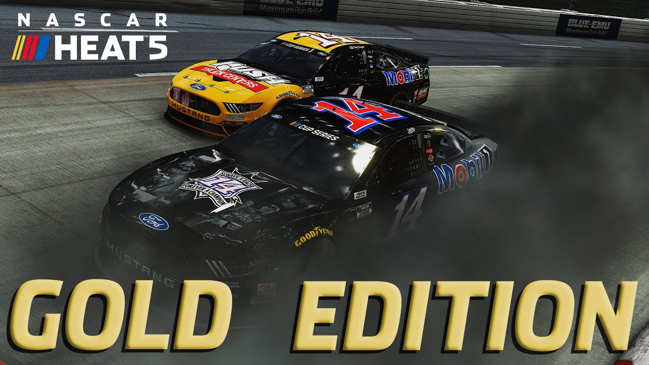 NASCAR Heat 5 Gold Edition Tony Stewart Content