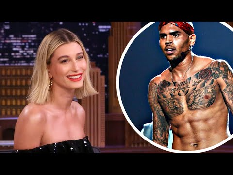 Chris Brown Being Thirsted On By Female Celebrities