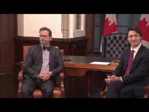 Justin Trudeau et Yves-François Blanchet s'entendent sur certains enjeux