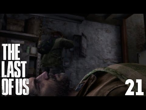ZACHRAŇUJEME JOELA - The Last of Us #21