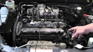 How to check for a jumped timing chain or belt