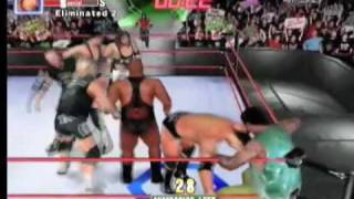 WWF Royal Rumble (Dreamcast) Gameplay Video