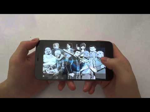 MEIZU MX3 Hands On Games Review