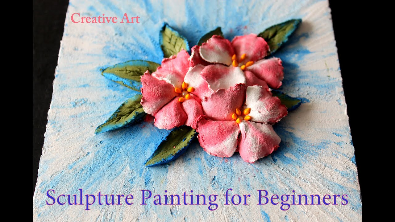 Sculpture Painting for Beginners