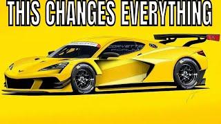 C8R Mid Engine Corvette Engine Analysis Breakdown! GO CHEVY!