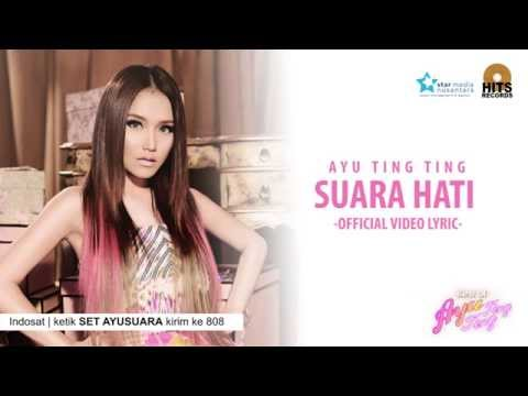 Ayu Ting Ting - Suara Hati [Official Lyric Video]