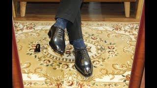 Đôi giày Tây lịch lãm nhất mà quý ông nào cũng muốn có