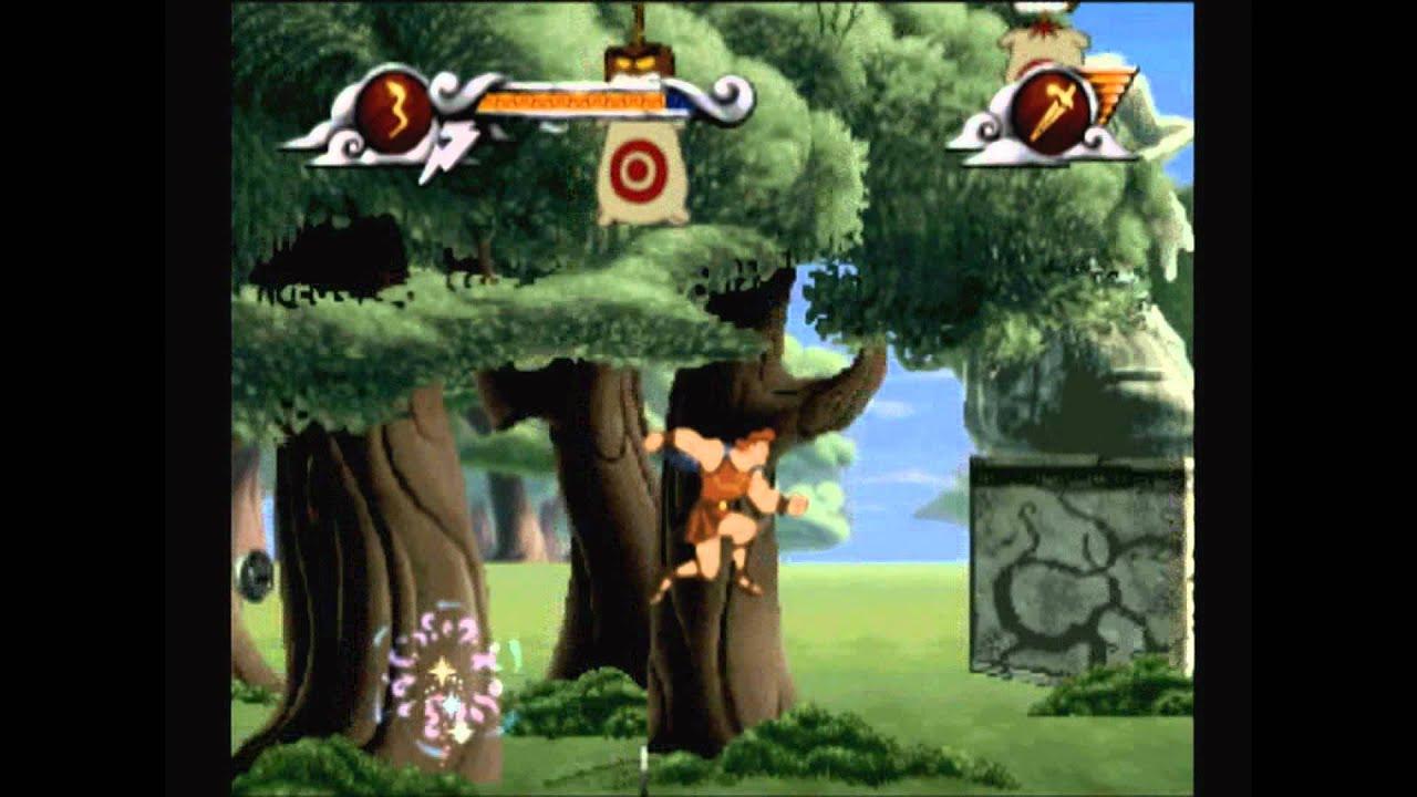 Αποτέλεσμα εικόνας για disney's hercules gameplay