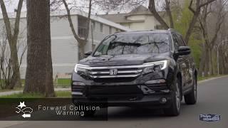 Honda Sensing   How it Works
