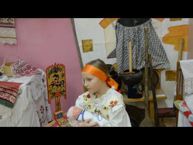 Изображение предпросмотра прочтения – ЛилияКолесникова читает произведение «Казачья колыбельная песня» М.Ю.Лермонтова