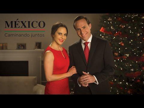 Mensaje de Navidad del Presidente de la República Mexicana