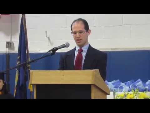 2014 ANDRUS Orchard School Commencement Speech