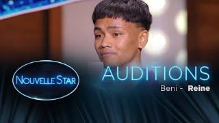 Nouvelle Star revient sur M6 ! Pour son audition devant le jury, Be...