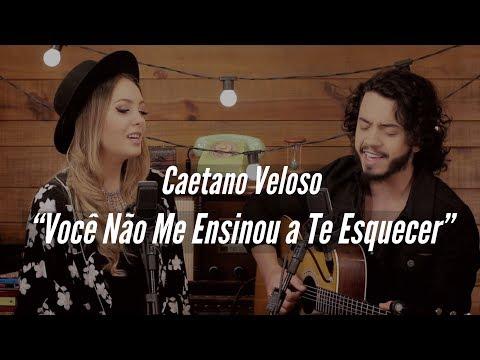 Você Não Me Ensinou a Te Esquecer - MAR ABERTO Cover Caetano Veloso