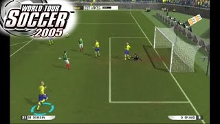 World Tour Soccer 2005 ... (PS2)