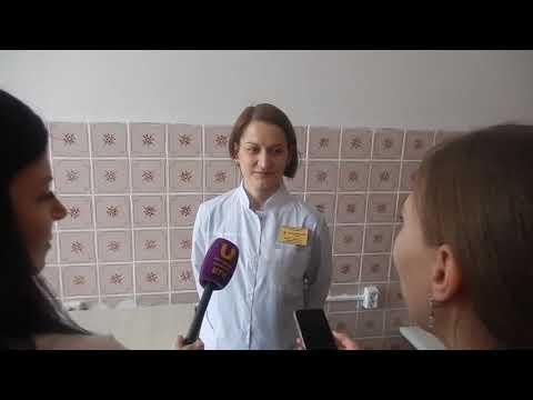 Открытие 4 этажа детской поликлиники