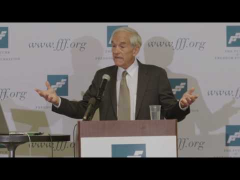 "Ron Paul – ""Enemies: Foreign and Domestic"""