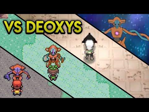 Evolution of Deoxys Battles (2004 - 2014)