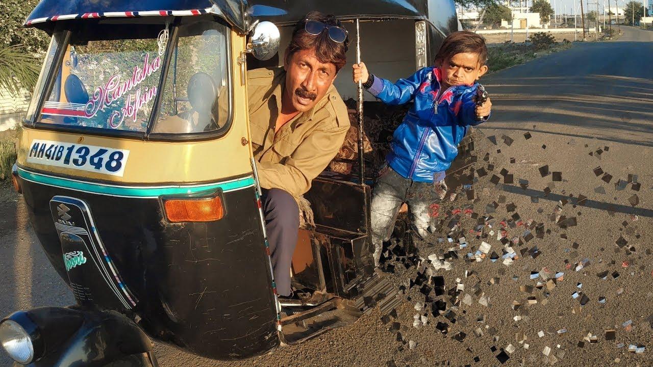 Download छोटू रिक्शा वाला | CHOTU RIKSHA WALA | Khandesh Hindi Comedy Video | Chotu Dada Comedy Video
