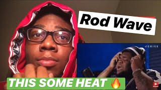 """Rod Wave """"Heart On Ice"""" (Live Performance) 